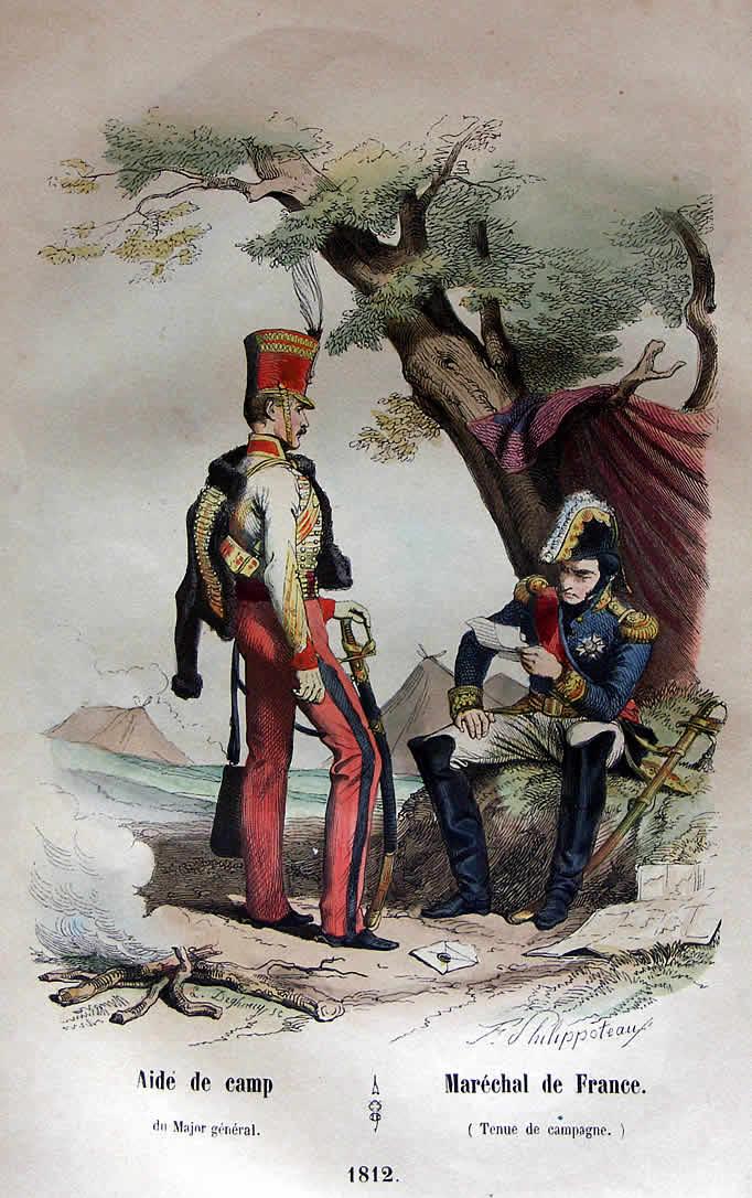 discipline générale militaire
